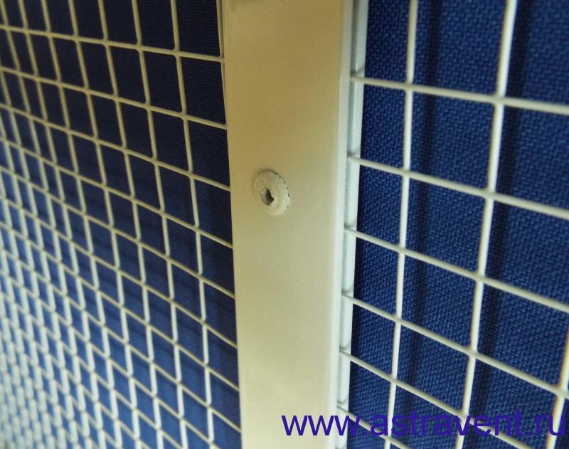 АВС крепление сетки между полосами
