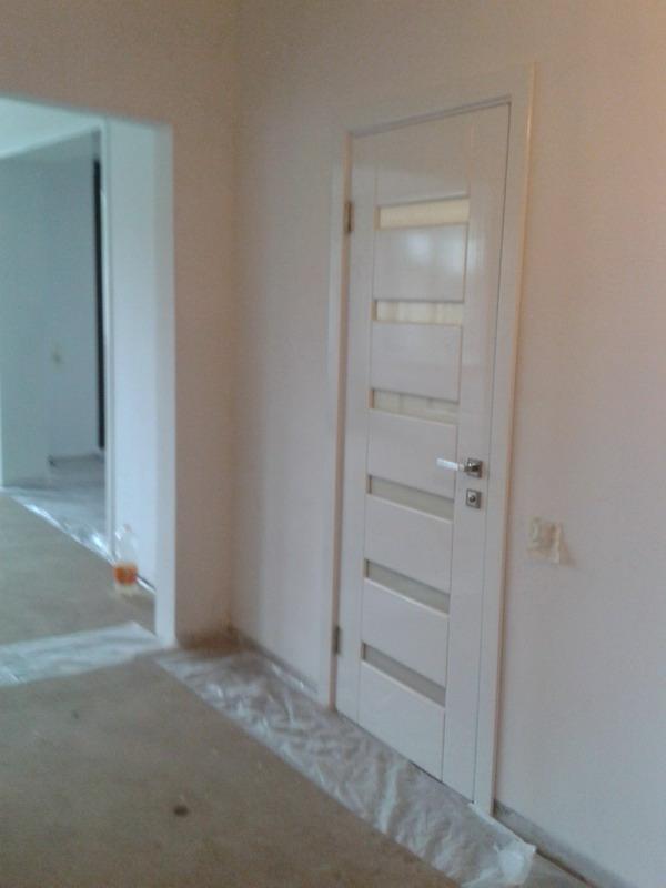 Дверь без решетки АВ2