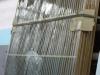 Поддерживающая полоса на широких фасадных решетках