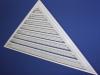 АВ1С треугольная с сеткой (вид с тыла)