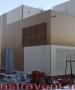 Решетка АВ1С на фасаде электроподстанции