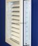 Вентиляционная решетка дверная - прилегание рамок