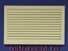 АВ2(У30) 480x285 RAL9010 вес с ответной рамкой 1650г