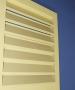 АВ3 фасадная решетка вид на рамку