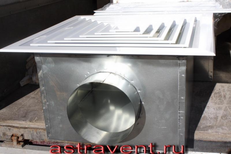АВ4 600x600 с КСД и боковым отводом д200