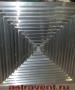 Большой анемостат АВ4 1060x1060 без окраски