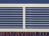 АВР1 785х185В RAL9016 вес 1400г