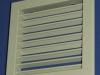 Решетка АВР1 185х185П RAL1015 вес 450г основной вид 2