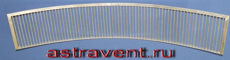 Декоративная решетка АВРН (У15) по чертежу