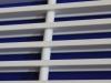 Соединение ламелей АВН через дистанционные втулки