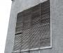 Большая фасадная решетка