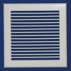 Описание декоративных решеток с прямыми шторками