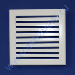 описание декоративной щелевой вентиляционной решетки