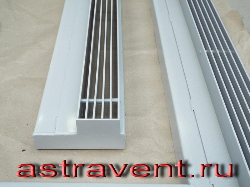 Astravent Slot торцевая заглушка