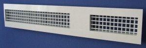 Вентиляционная решетка АВР2 специальная