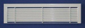 Радиаторная решетка с подрезом